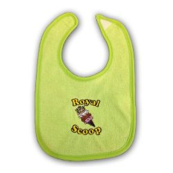 Royal Scoop Bibs