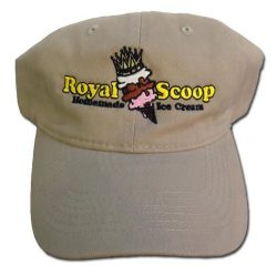 Royal Scoop Hat